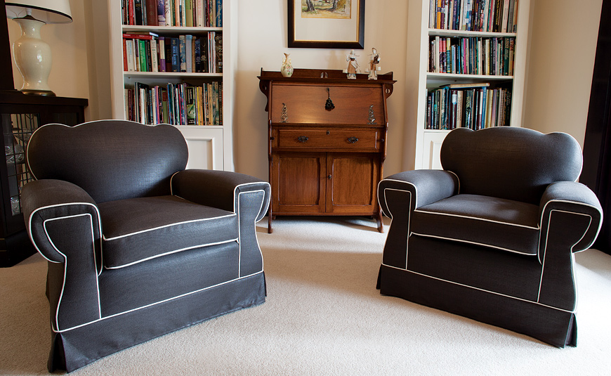 Re-upholstery of Lounges  - Lindfield